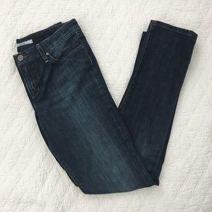 Joe's Jeans Dark Skinny Ankle Jeans Size 30